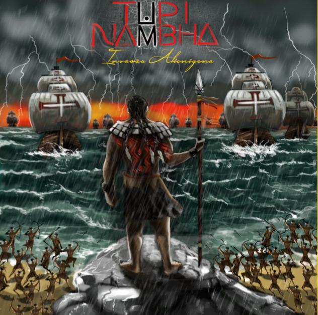 Resultado de imagem para Tupi Nambha capa