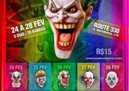 Carna Rock: Ribeirão Preto recebe 20 bandas nos cinco dias de carnaval