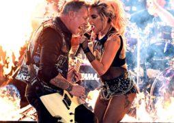 Metallica: veja a apresentação com Lady Gaga no Grammy Awards