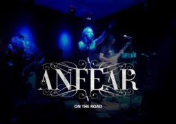 Anfear: banda busca seu apoio para se apresentar ao lado do grupo Evanescence: