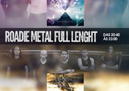 "Roadie Metal: confira hoje no programa o lançamento dos álbuns das bandas ""All Seven Days"" e Exorddium"""