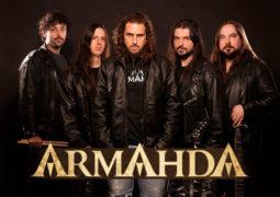 Armahda: banda fará a abertura para o Grave Digger em São Paulo!
