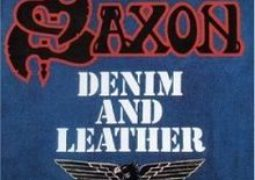 Resenha: Saxon – Denim and Leather (1981)