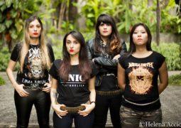 Sinaya: banda anuncia sua nova baterista!