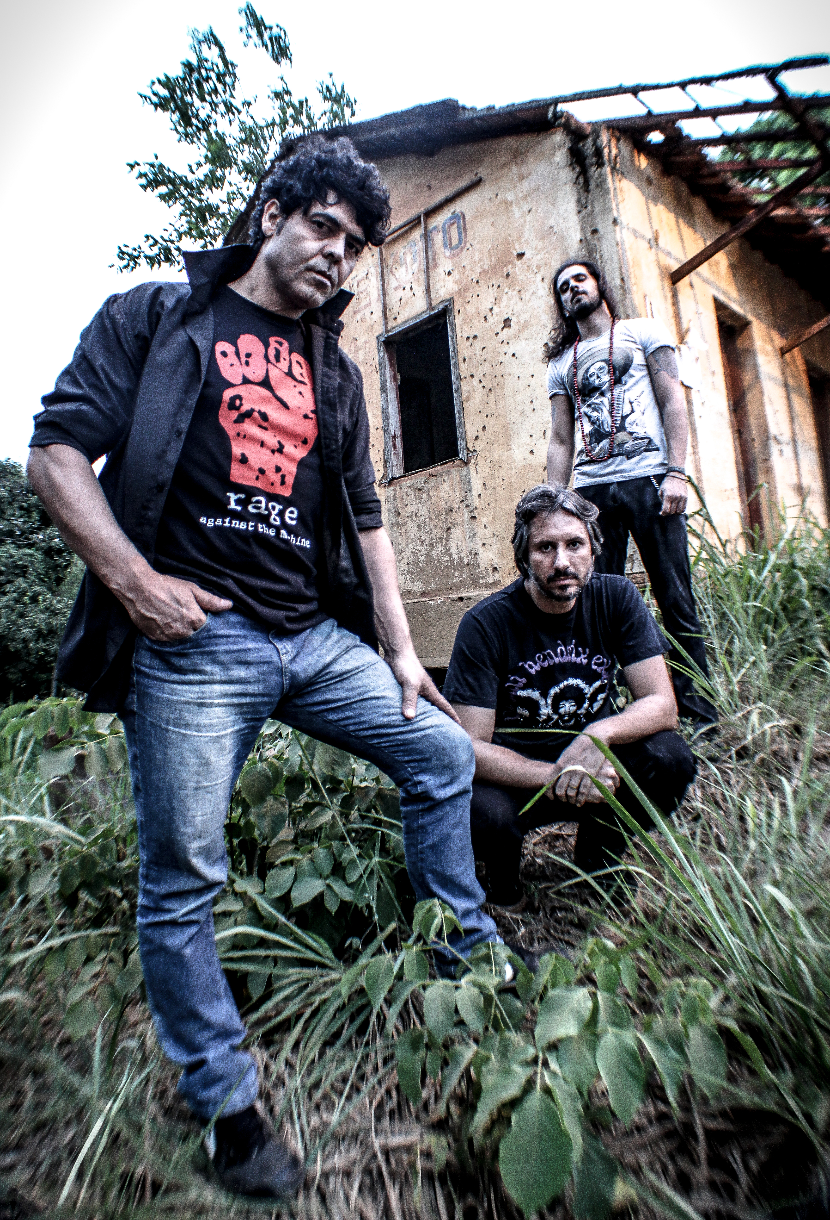 """Lexuza: banda é uma das atrações do """"7º Confraternização de Motociclistas de São Geraldo/MG"""""""