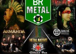 Voodoopriest, Arandua ArakuaA, Armahda e Tamuya ThrashTribe: bandas se apresentam em evento organizado pela BMU nesse próximo sábado