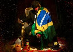 """Magnética: teaser do clipe """"Homo sapiens brasiliensis"""" é liberado pelo grupo"""