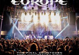 Europe: confira o primeiro trailer do novo DVD