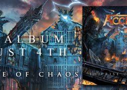 """Accept: ouça a  faixa título do novo álbum """"The Rise of Chaos"""""""