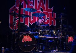 Stet Howland (ex-WASP) assume a bateria do Metal Church