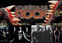 Resenha: Hoje É Dia de Rock – Fortaleza