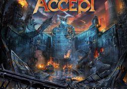 """Accept: divulgado """"Tracklist"""" e nova música do álbum """"The Rise of Chaos"""""""