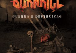 """Burnkill: álbum """"Guerra e Destruição"""" disponível para audição no YouTube"""