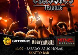 Edu Falaschi: show tributo aos clássicos do Heavy Metal em Santa Maria/RS