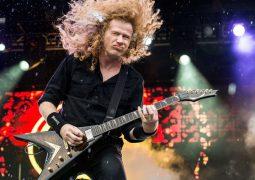 Megadeth: site americano lista os 10 riffs mais importantes da banda