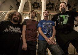 Napalm Death: iniciadas gravações do novo álbum
