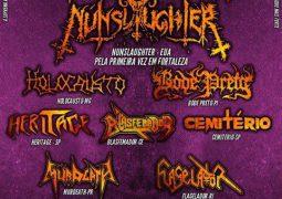 Underground Metal Fest 2017: ingressos disponíveis