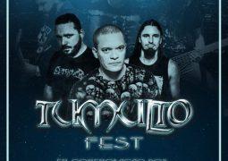 """""""Tumulto Fest"""" chega a sua quarta edição em outubro e terá as apresentações das bandas """"Flashover"""" e """"Tumulto"""""""