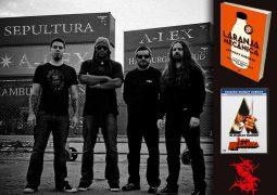 Sepultura: Anthony Burgess e o disco A-Lex