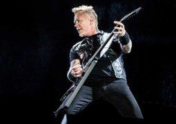 James Hetfield: Frontman do Metallica em elenco de filme sobre serial killer