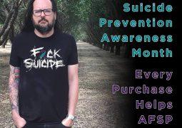 Korn: vocalista Jonathan Davis promove campanha contra o suicídio