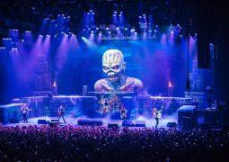 Iron Maiden: produtora de shows está sob processo judicial após acidente em show