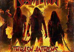 Desctruction; mais informações sobre Thrash Anthems II