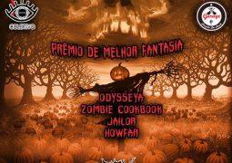 Jailor: uma das atrações de festival de Helloween na cidade de Joinville/SC