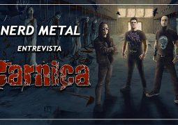 Carniça: entrevista para o canal Nerd Metal