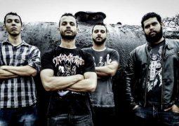 """Ravenous Mob: banda revela capa do novo álbum """"Among the Mob"""""""