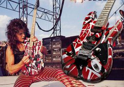 Frankenstrat: Lendária guitarra de Eddie Van Halen é roubada