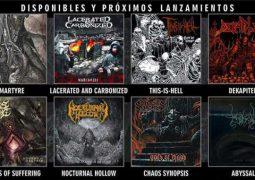 Concreto Records; Gravadora Mexicana prepara pacote de lançamentos para o final do ano