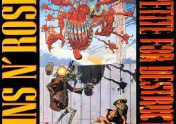 Tá na Estreia #1: Guns N' Roses – Apetite For Destruction