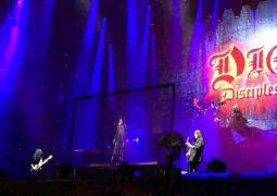 Dio: começou a turnê mundial do Ronnie James Dio em holograma