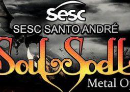 Soulspell: Banda tem show agendado no Grande ABC