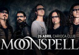 Moonspell: show da banda em São Paulo tem data confirmada