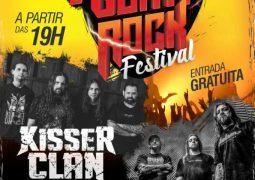 Berti Rock Festival chega à sua terceira edição com as bandas Claustrofobia e Kisser Clan gratuitamente na cidade de Bertioga