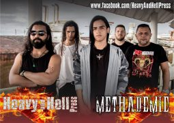 "Methademic: Confira o lyric video de ""River Of Blood In My Hands"""