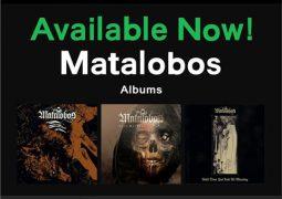 Matalobos: Banda  disponibiliza toda a sua discografia no Spotify