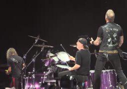 """Metallica: assista """"Atlas, Rise!"""" do show de Mannheim, Alemanha"""