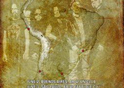 Armored Saint: Banda se apresenta na Ámerica do Sul no mês de junho