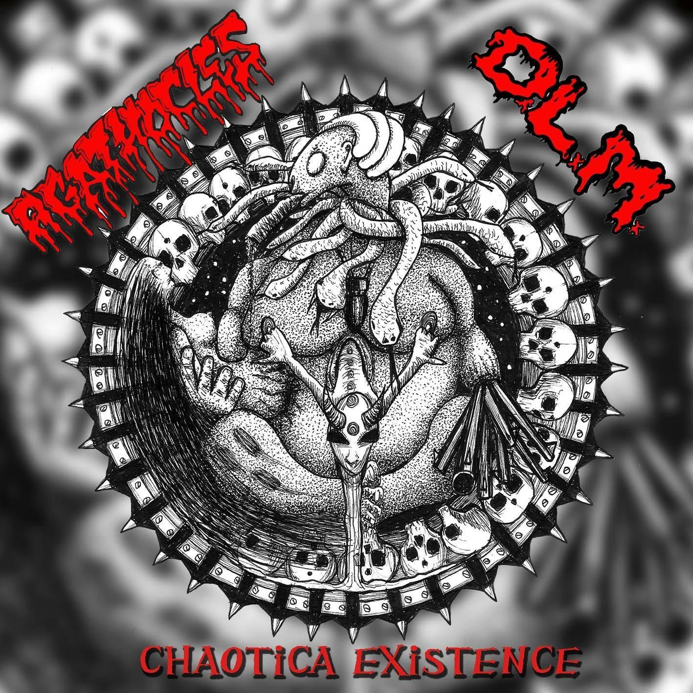 """Resultado de imagem para Agathocles / DxLxM – """"Chaotic Existence"""""""