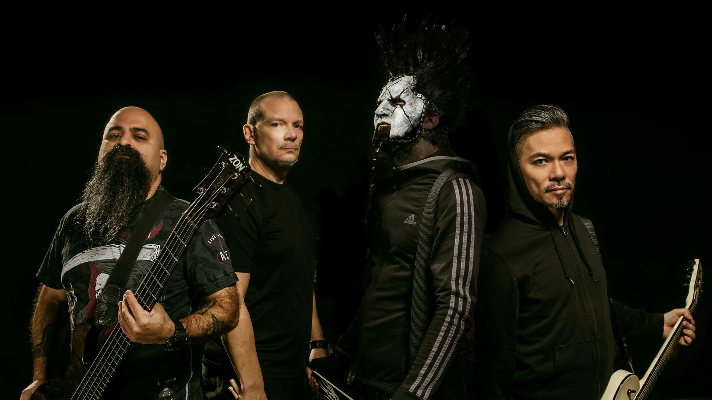 Static-X adia novo álbum para julho e estréia o videoclipe de 'All ...
