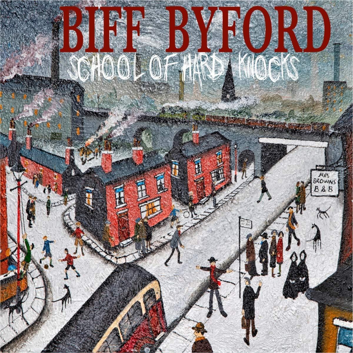 Resenha: Biff Byford - School of Hard Knocks (2020) - Roadie Metal