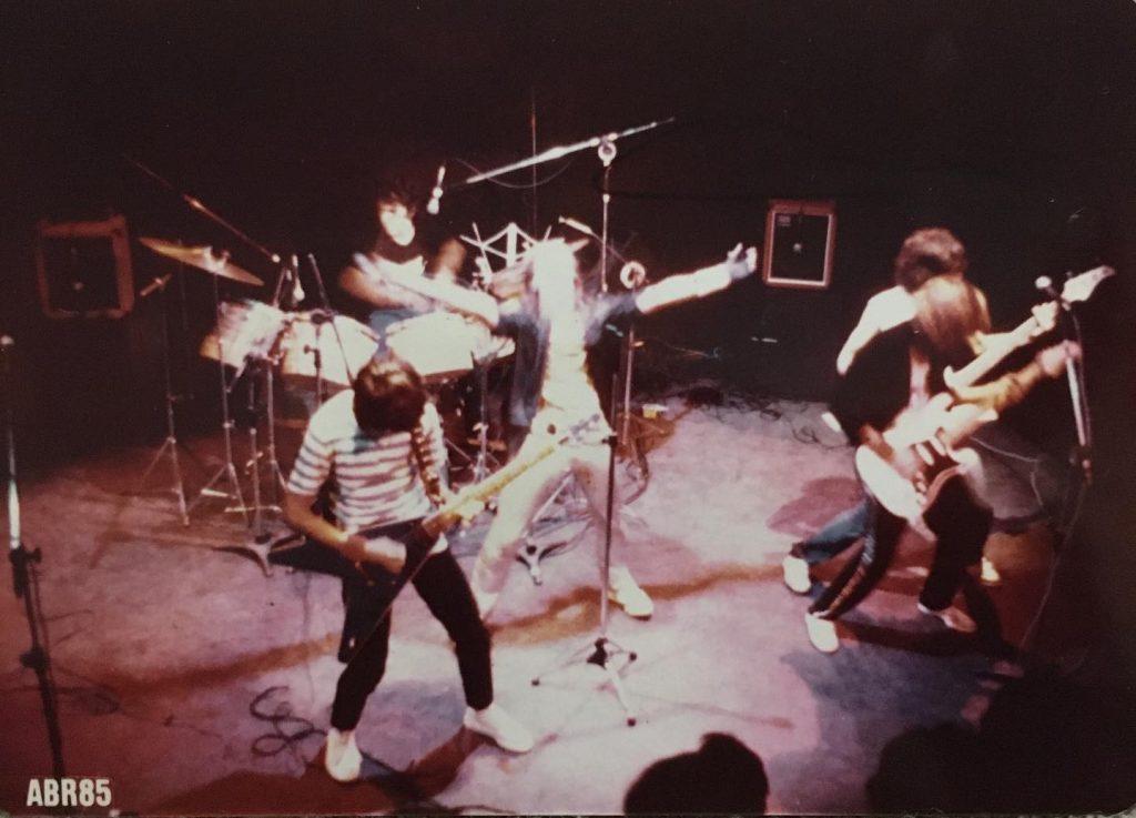 Viper: há exatos 35 anos, banda subia ao palco pela primeira vez