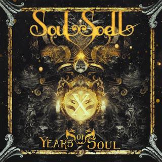Resenha: Soulspell - X Years Of Soul (2020) - Roadie Metal