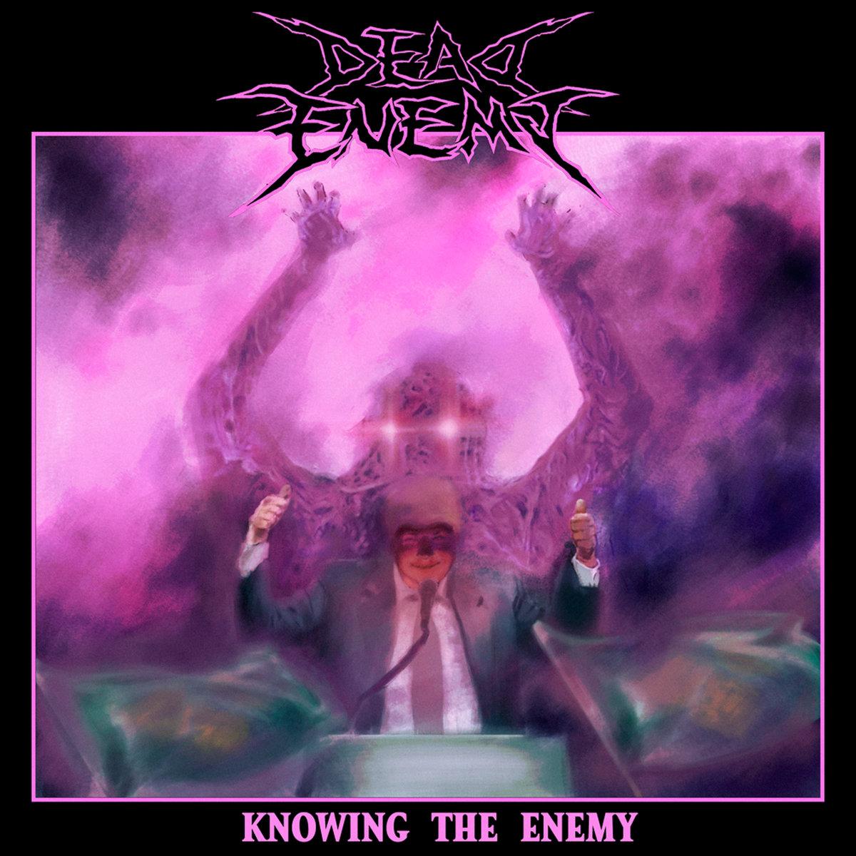 Resenha: Dead Enemy - Knowing The Enemy (2020) - Roadie Metal