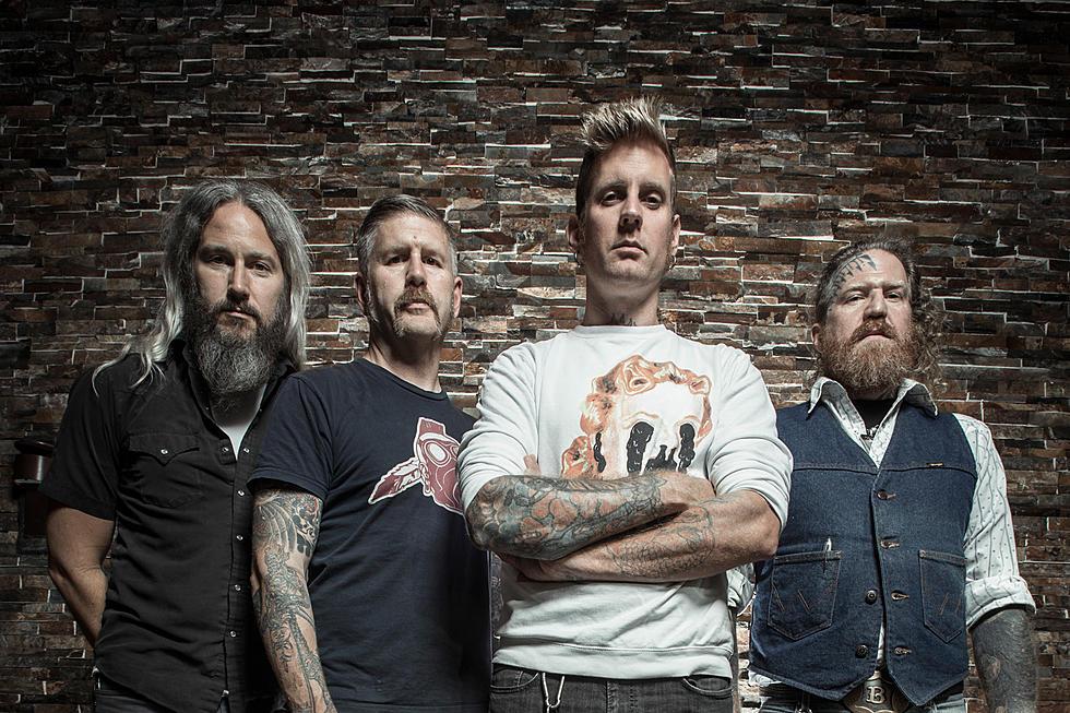 Mastodon divulga novo álbum